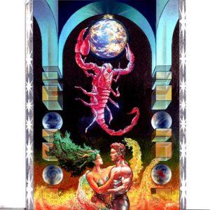 6421 Scorpio – by Heron Zodiac