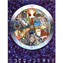 6430 Chart – Zodiac Card – by J Fenton